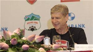 SỐC!!! Quyết dự World Cup, bầu Đức đưa Arsene Wenger về dẫn dắt ĐTVN