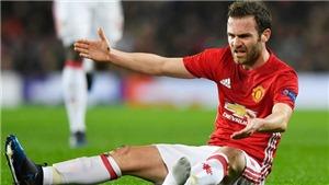 CẬP NHẬT sáng 1/4: Man United nhận 'hung tin' về Mata. Kante hay nhất tháng 3 Premier League