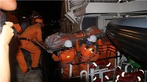 Tìm thấy thi thể thuyền viên cuối cùng trong khoang tàu Hải Thành 26-BLC