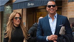 Jennifer Lopez chính thức hẹn hò với huyền thoại bóng chày Alex Rodriguez
