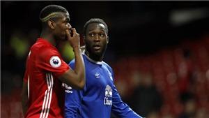 Lukaku cãi nhau, thiếu tôn trọng đồng đội ở trận hòa Man United