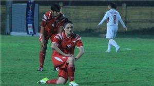 Cầu thủ nữ Syria khiến báo chí Việt Nam sửng sốt