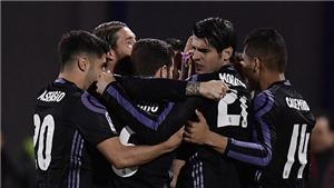 Leganes 2-4 Real Madrid: Morata lập hat-trick đưa Real tiến gần đến ngôi vô địch