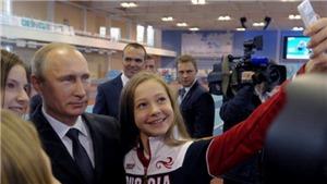 82% người Nga hài lòng với Tổng thống Putin