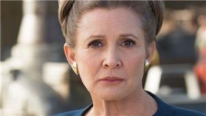 Carrie Fisher sẽ xuất hiện trong cả 'Chiến tranh giữa các vì sao' phần 9