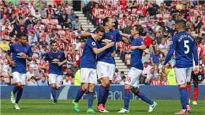 Thắng Sunderland không khiến cơ hội Top 4 của Man United tăng lên