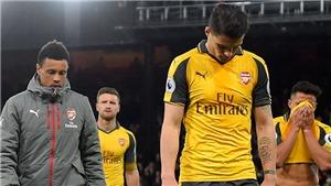 CẬP NHẬT sáng 11/4: Arsenal tan nát trước Crystal Palace. Argentina sa thải HLV trưởng