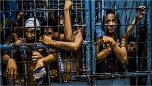 Ảnh thời sự Pulitzer 2017: Hình ảnh cuộc chiến chống ma túy tàn khốc ở Philippines