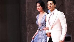 Lưu Diệc Phi đang mang thai đứa con của Song Seung Heon?