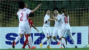 Bóng đá nữ Việt Nam đau đáu giấc mơ World Cup