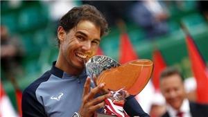 ATP Monte Carlo: Chiếc Cúp thứ 10 cho Nadal?