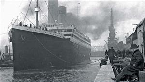 Những bí mật đã không chìm theo tàu Tinanic 105 năm trước