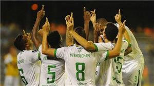 NGOẠN MỤC: Chapecoense giành danh hiệu đầu tiên chỉ 5 tháng sau thảm họa rơi máy bay