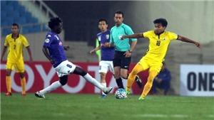 Hà Nội FC vật vã đi tìm sự tự hào tại AFC Cup