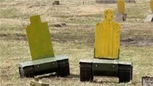 'Kẻ hủy diệt' Nga bắn súng bằng hai tay bách phát bách trúng