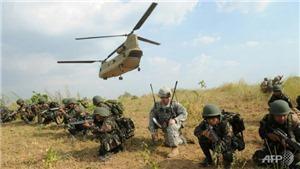 Quân đội Mỹ, Philippines sắp tập trận chung 'Vai kề vai'