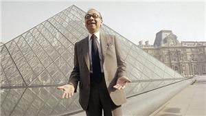 Bí mật được tiết lộ ngày cha đẻ kim tự tháp Bảo tàng Louvre tròn 100 tuổi