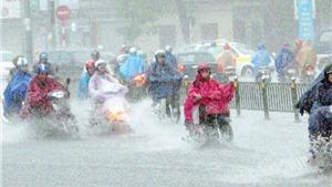 Không khí lạnh suy yếu, Bắc Bộ trời mát, Nam Bộ mưa dông cục bộ về chiều