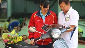 Ánh Viên - Hành trình đến giải 'Ấn tượng Vàng SEA Games 27'
