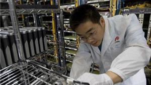Không ngừng sáng tạo, Huawei đạt mức tăng trưởng cao bất chấp khó khăn
