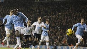 'Hủy diệt' Tottenham, Man City chiếm ngôi đầu Premier League từ Arsenal