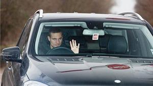 CẬP NHẬT tin sáng 7/2: Vidic rời Man United. Messi 'mất cảm hứng'. Đại diện của Cavani đến Anh
