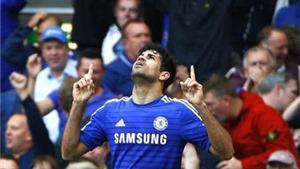 Liverpool 1 - 2 Chelsea: Diego Costa, Gary Cahill chiến đấu quật cường, Chelsea ngược dòng ngay tại Anfield