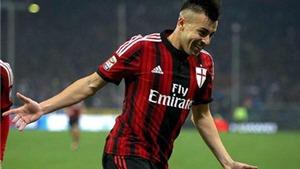 Sampdoria 2 - 2 Milan: El Shaarawy giải cơn khát hơn 600 ngày