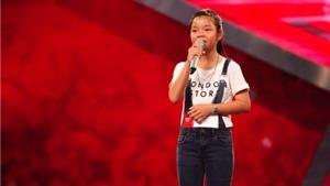 Thí sinh 13 tuổi gây ấn tượng với bản hit của Uyên Linh