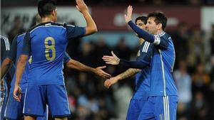Lionel Messi giúp Argentina ngược dòng hạ Croatia