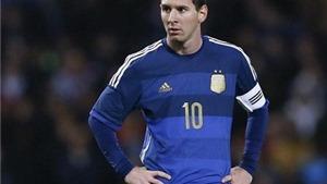 Từ Barca đến Argentina: Messi 'hồi sinh' ở bên cánh phải?
