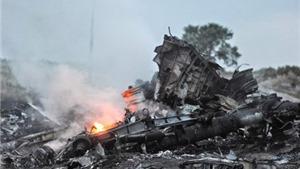 Di chuyển xác máy bay rơi MH-17