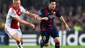 Cha Messi phủ nhận khả năng con trai rời Barca