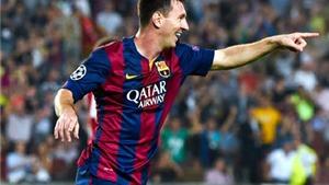 Nhìn Raul, để thấy Lionel Messi vĩ đại thế nào