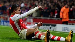 Alexis Sanchez: Từ cậu bé sa mạc tới niềm hy vọng số 1 của Wenger