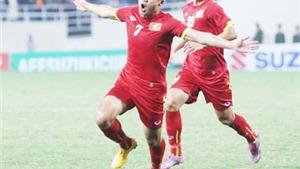 Việt Nam 3-1 Philippines: Hoàng Thịnh, Thành Lương, Minh Tuấn 'kéo' tuyển Việt Nam lên ngôi đầu bảng
