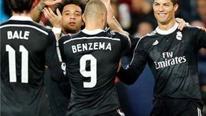 CẬP NHẬT tin sáng 30/11: Real Madrid thắng trận thứ 16 liên tiếp. Ronaldo kiến tạo nhiều hơn Messi
