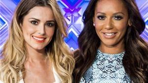'Gia vị đáng sợ' Mel B làm giám khảo 'X-Factor'
