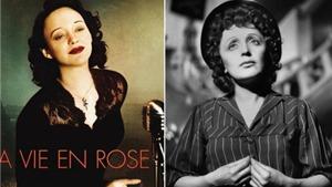'Cuộc đời màu hồng' và tài năng của Marion Cotillard