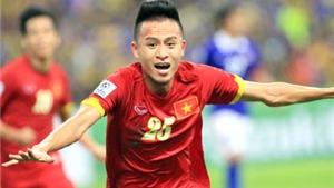 Tiền vệ Võ Huy Toàn: Người đóng thế hoàn hảo