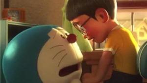 Có thể khóc khi xem 'Doraemon: Stand by Me'