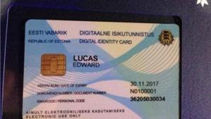 Xóa nhòa ranh giới quốc gia với thẻ cư trú ảo