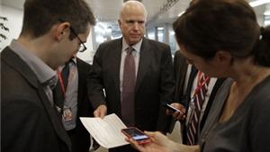 Thượng viện gia hạn 5 ngày quyền chi tiêu tạm thời cho chính phủ