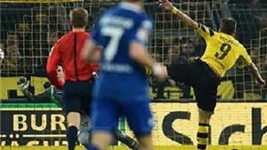 Top 5 bàn thắng đẹp nhất vòng 16 Bundesliga