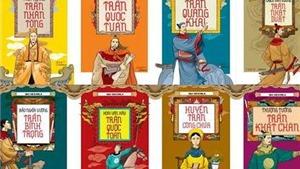 Nhà thơ Lê Minh Quốc và bộ truyện tranh 'Hào khí Đông A': Viết sử cho trẻ em phải cố gắng chính xác nhất
