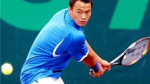 Giải quần vợt các tay vợt xuất sắc Việt Nam 2014: Thành Trung, Hoàng Hải vào bán kết