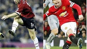 Rooney chính là Paul Scholes mới của Man United