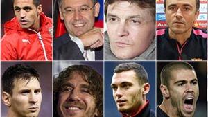 10 gương mặt nổi bật của Barca năm 2014