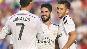 Real Madrid: Đời đổi thay khi Isco thay đổi
