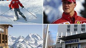 1 năm sau tai nạn trượt tuyết: Schumacher đã nhận ra được người thân?